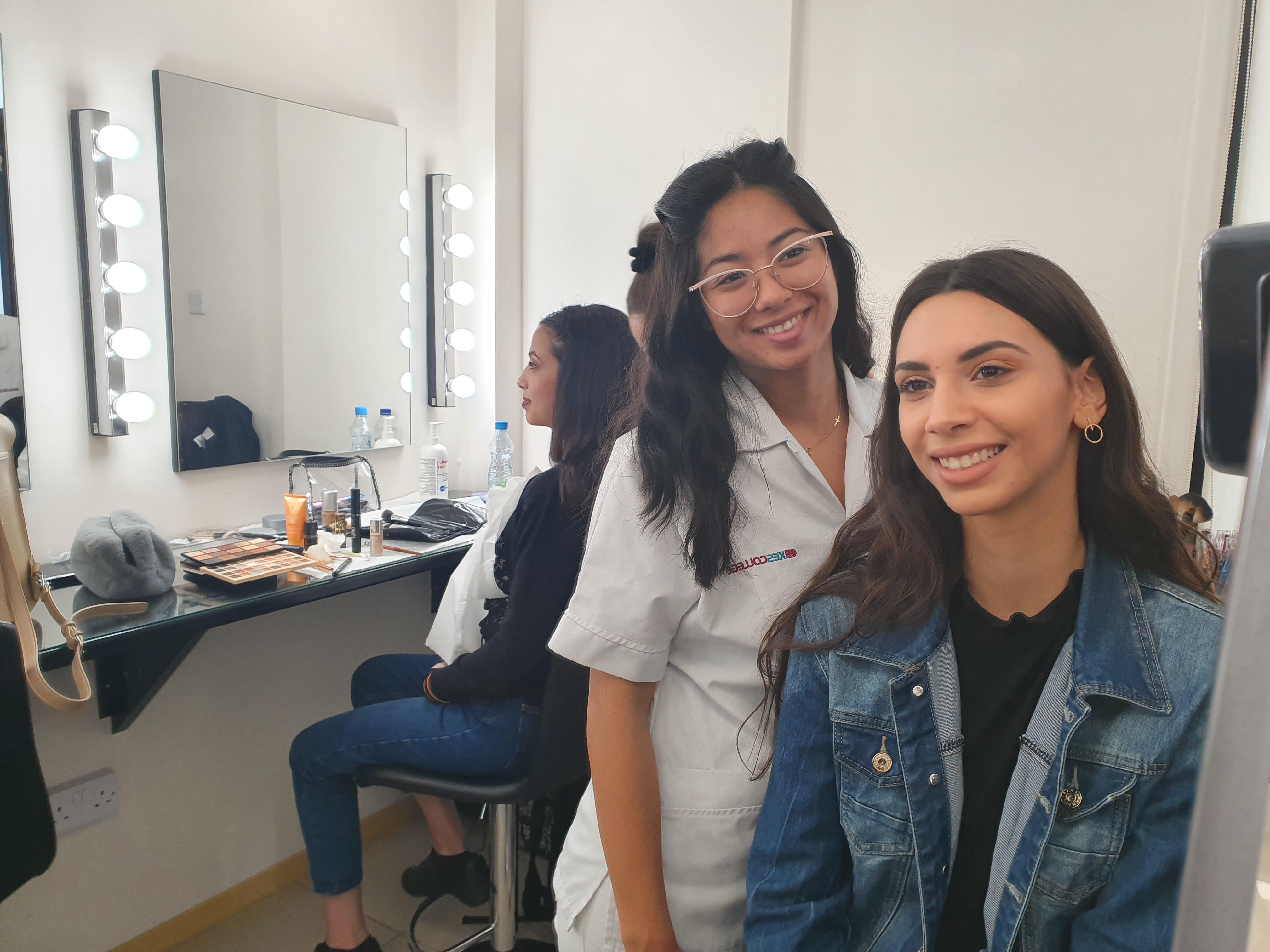 Πρωτοποριακό Σεμινάριο Επαγγελματικής Εμφάνισης στις φοιτήτριες του Προγράμματος Σπουδών Διοίκησης Γραφείου και Γραμματειακών Σπουδών