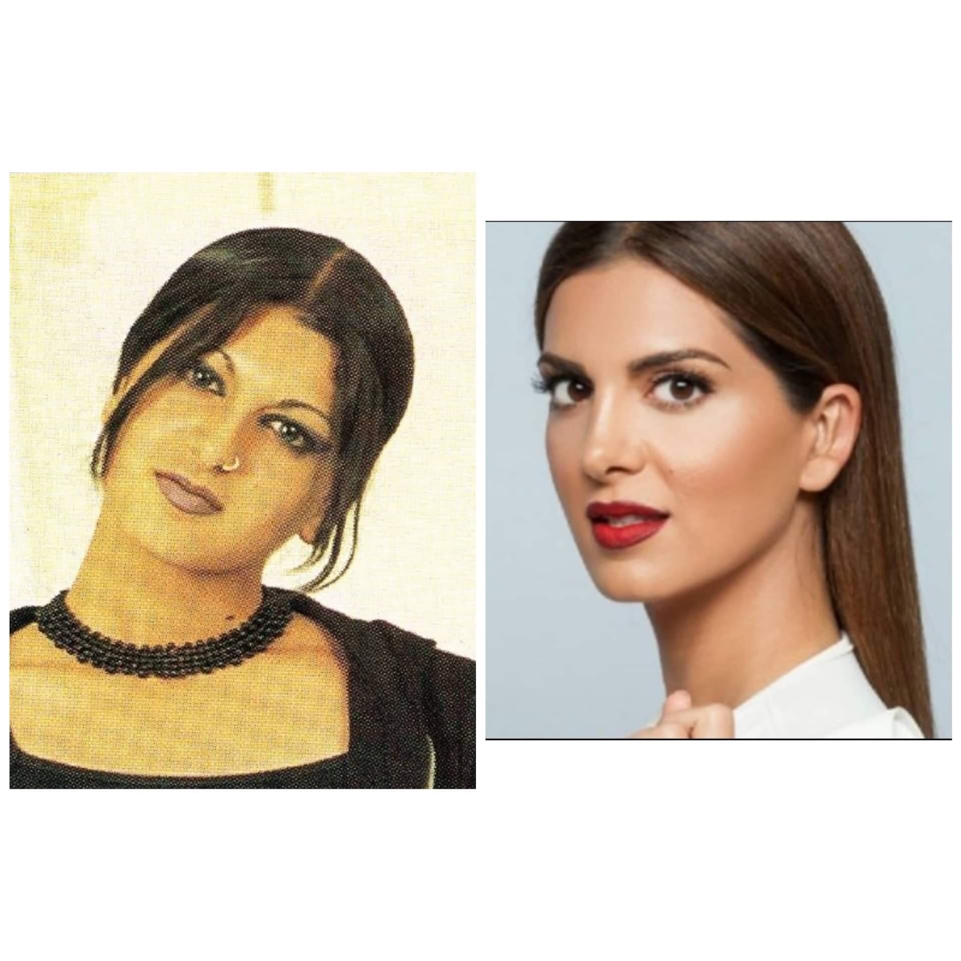 10 διάσημες Ελληνίδες πριν και μετά!