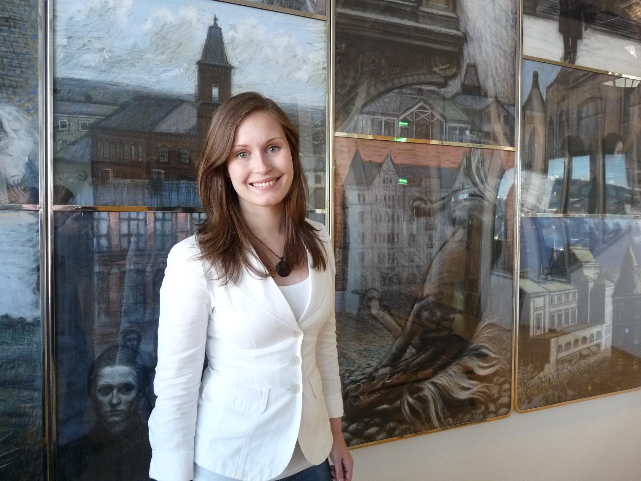 ΣΑΝΑ ΜΑΡΙΝ: Αυτή είναι η νέα πρωθυπουργός της Φινλανδίας!