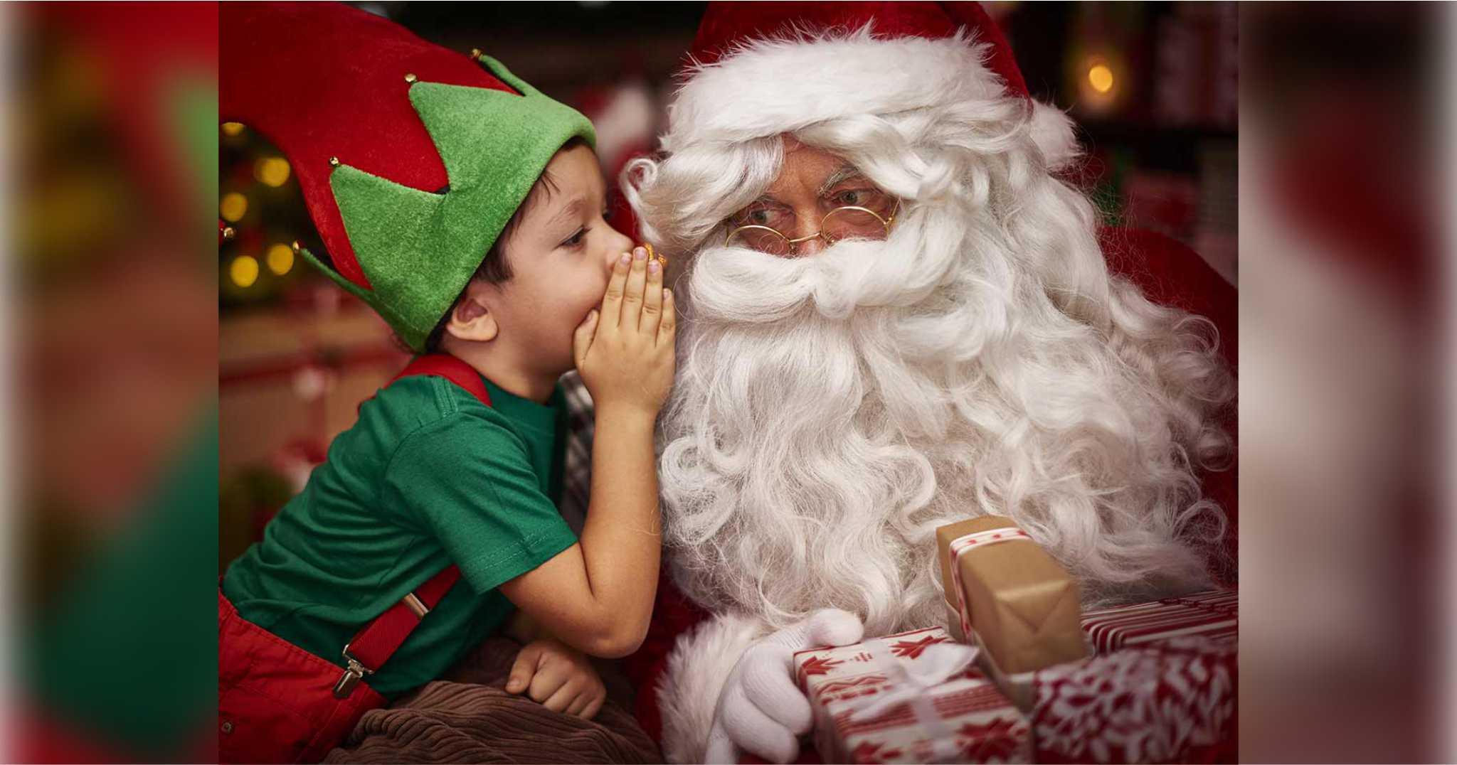 Ο Άγιος Βασίλης στέλνει γράμματα στα παιδιά!