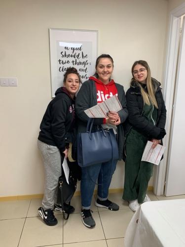 Εθελοντική Αιμοδοσία και Δειγματοληψία στο KES College για Εγγραφή στο Αρχείο Δοτών Μυελού των Οστών