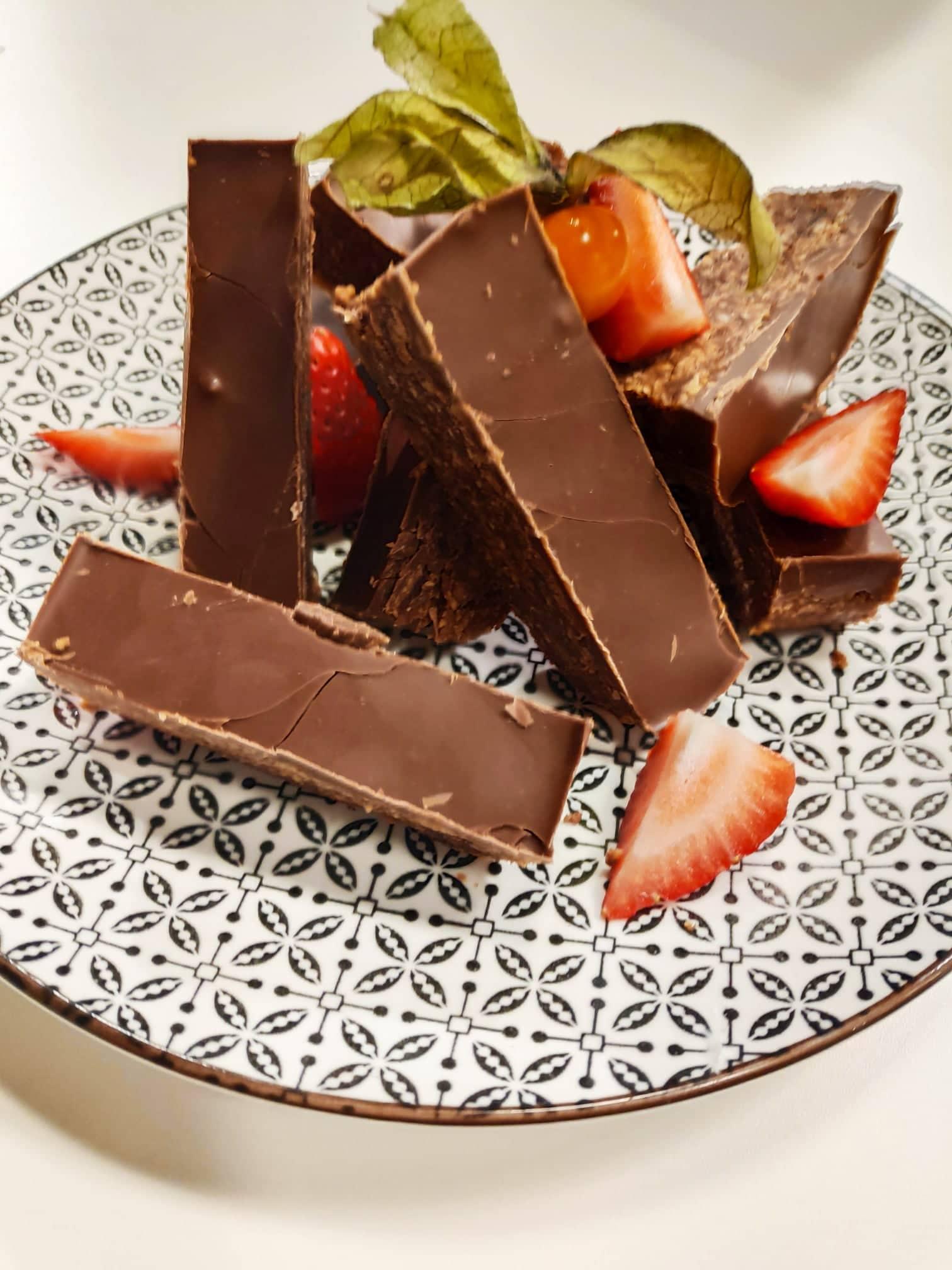 Μπαρες Σοκολάτας (Ενέργειας)