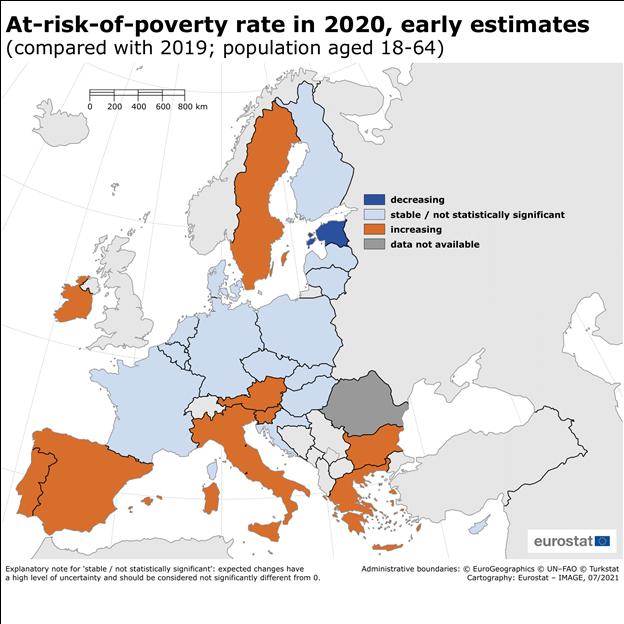 Όταν η φτώχεια χτύπησε την πόρτα της Ευρώπης